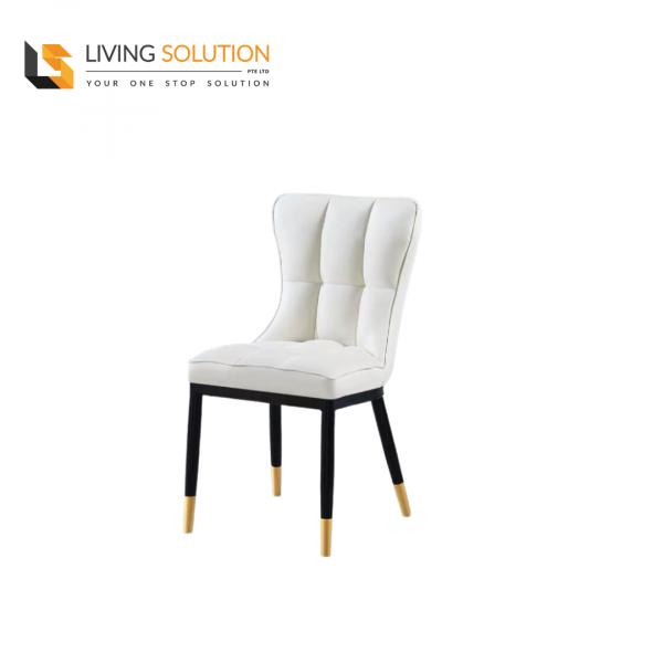 Joli Dining Chair Cream